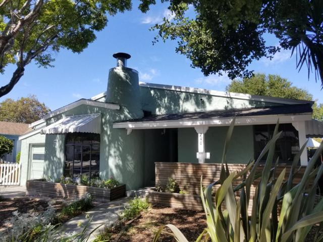 240 N Grant St, San Mateo, CA 94401 (#ML81763916) :: The Goss Real Estate Group, Keller Williams Bay Area Estates