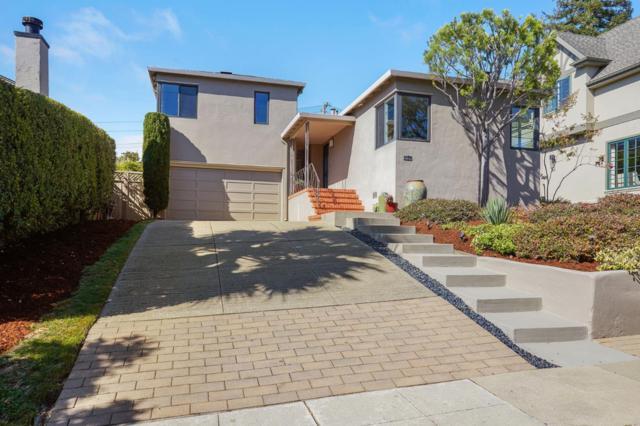 1415 Montero Ave, Burlingame, CA 94010 (#ML81764087) :: The Kulda Real Estate Group