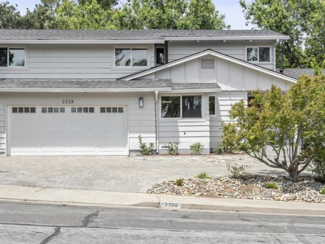 2328 Eastridge Ave, Menlo Park, CA 94025 (#ML81764195) :: Strock Real Estate