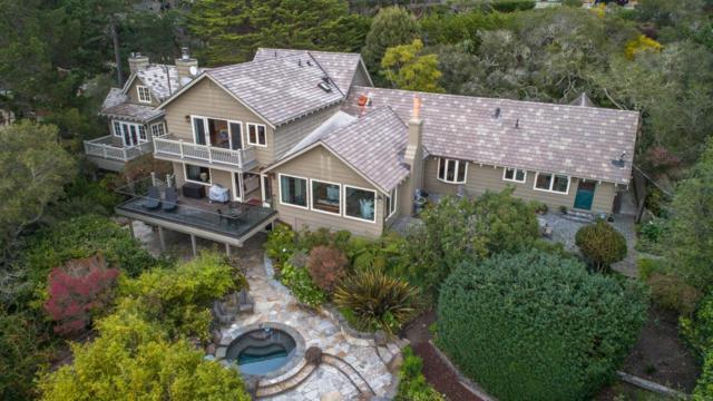 3892 Ronda Rd, Pebble Beach, CA 93953 (#ML81764196) :: The Goss Real Estate Group, Keller Williams Bay Area Estates