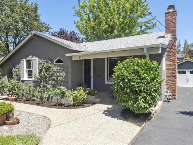 970 Cloud Ave, Menlo Park, CA 94025 (#ML81764211) :: Strock Real Estate