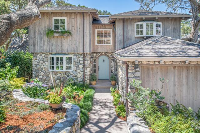 0 Lopez 11 Nw Of 4th Ave, Carmel, CA 93921 (#ML81764242) :: The Sean Cooper Real Estate Group