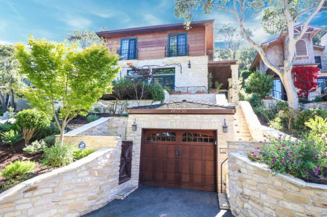 0 Monte Verde 4Ne 3rd Ave, Carmel, CA 93921 (#ML81764246) :: Intero Real Estate