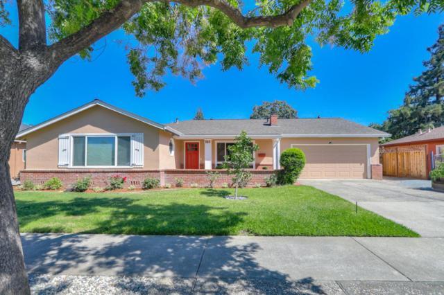 177 Catalpa Ln, Campbell, CA 95008 (#ML81764354) :: RE/MAX Real Estate Services