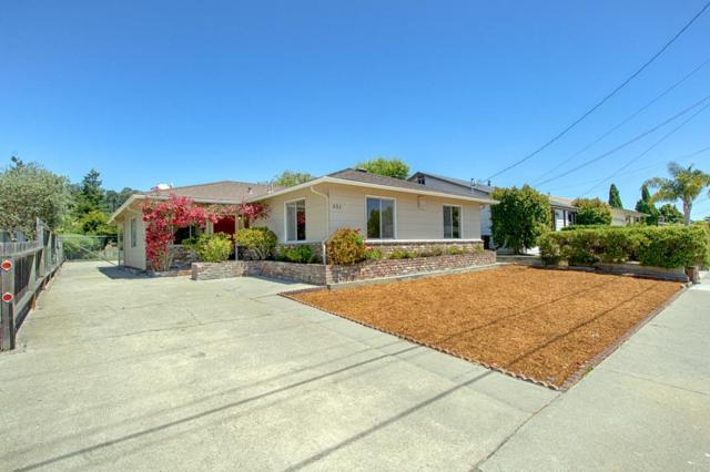 331 Fairmount Ave, Santa Cruz, CA 95062 (#ML81764363) :: Intero Real Estate