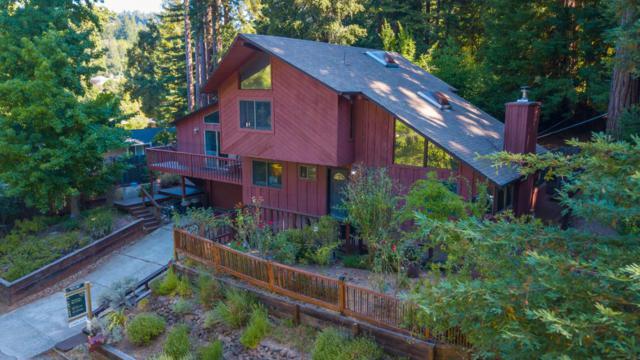 5 Ridgewood Dr, Boulder Creek, CA 95006 (#ML81764388) :: Intero Real Estate