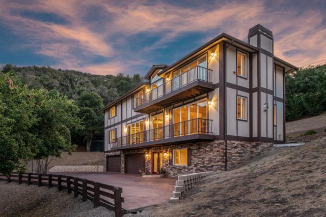 245 Calle De Los Agrinemsors, Carmel Valley, CA 93924 (#ML81764416) :: Strock Real Estate