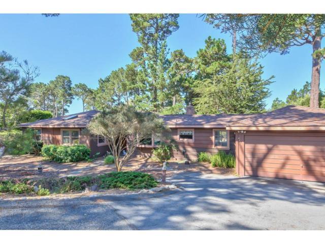 4106 Sunridge Rd, Pebble Beach, CA 93953 (#ML81764498) :: Strock Real Estate