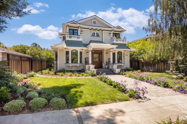 1436 Harker Ave, Palo Alto, CA 94301 (#ML81764578) :: Strock Real Estate