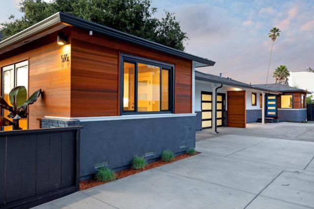 516 & 518 S Branciforte Ave, Santa Cruz, CA 95062 (#ML81764596) :: Intero Real Estate