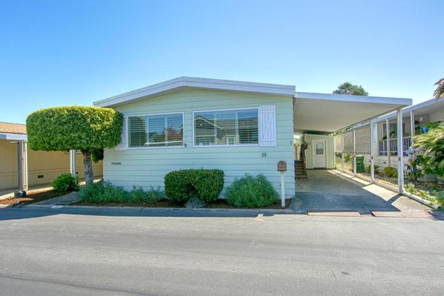 2435 Felt St 29, Santa Cruz, CA 95062 (#ML81764609) :: Intero Real Estate