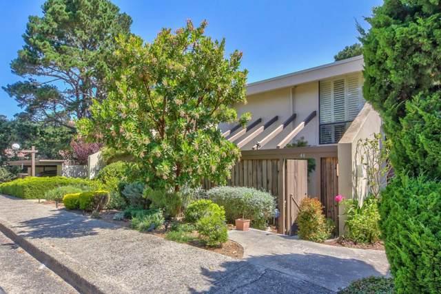 24501 Via Mar Monte 44, Carmel, CA 93923 (#ML81765437) :: Intero Real Estate
