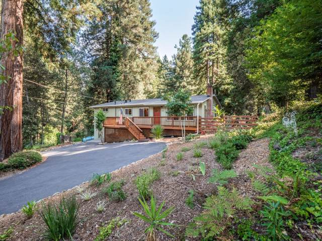 1611 Mclellan Rd, Felton, CA 95018 (#ML81766953) :: The Sean Cooper Real Estate Group