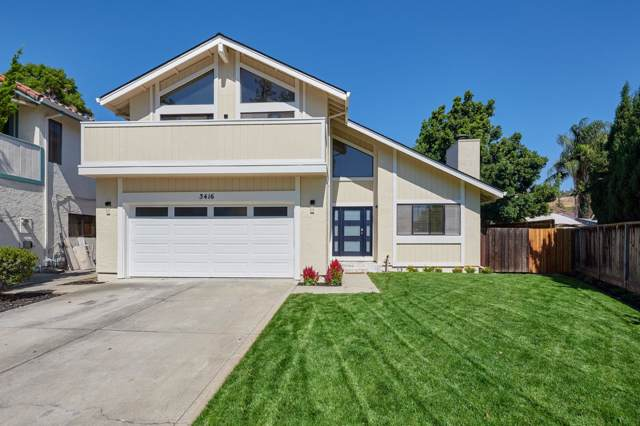 3416 Neves Way, San Jose, CA 95127 (#ML81767715) :: The Sean Cooper Real Estate Group