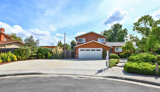 639 Lamont Ct, Campbell, CA 95008 (#ML81768014) :: The Kulda Real Estate Group