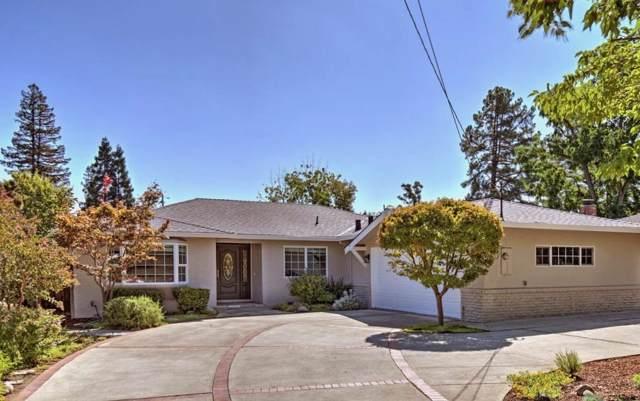 821 Los Altos Ave, Los Altos, CA 94022 (#ML81768259) :: The Sean Cooper Real Estate Group
