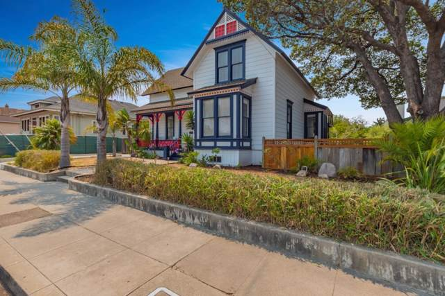 615 Seabright Ave, Santa Cruz, CA 95062 (#ML81768273) :: The Sean Cooper Real Estate Group