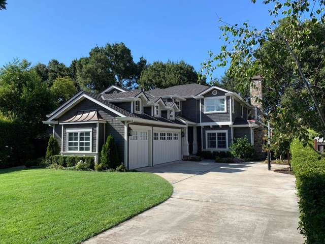 1265 Estate Dr, Los Altos, CA 94024 (#ML81768293) :: Brett Jennings Real Estate Experts