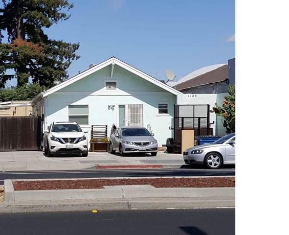1189 W San Carlos St, San Jose, CA 95126 (#ML81768307) :: Brett Jennings Real Estate Experts