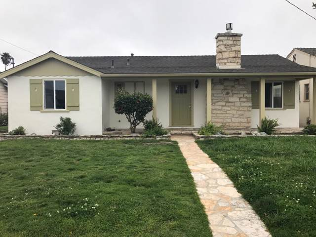 1326 1st Ave, Salinas, CA 93905 (#ML81768309) :: Strock Real Estate