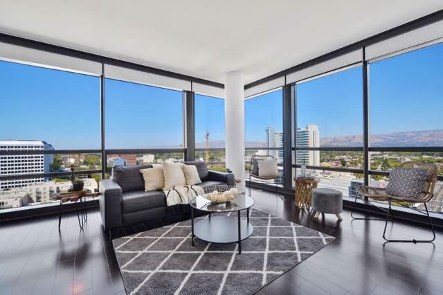 88 E San Fernando St 1508, San Jose, CA 95113 (#ML81768351) :: Brett Jennings Real Estate Experts