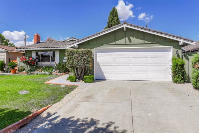 1061 Idlewood Dr, San Jose, CA 95121 (#ML81768378) :: Intero Real Estate