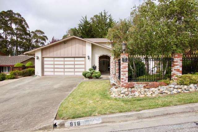 916 Park Pacifica Ave, Pacifica, CA 94044 (#ML81768500) :: Strock Real Estate