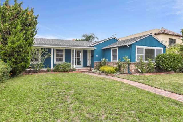 1719 Walnut St, San Carlos, CA 94070 (#ML81768548) :: The Gilmartin Group