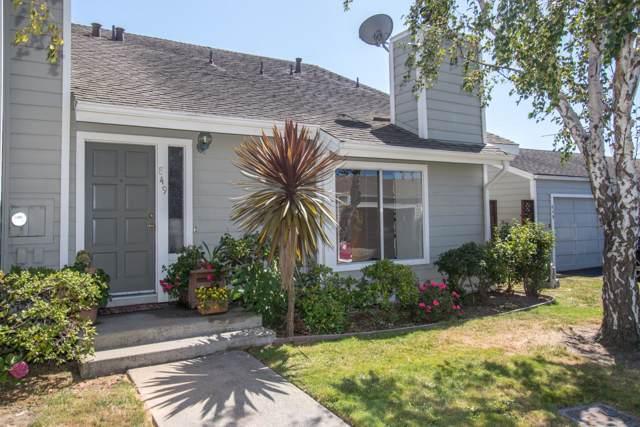 849 Vespucci Ln, Foster City, CA 94404 (#ML81768556) :: Strock Real Estate
