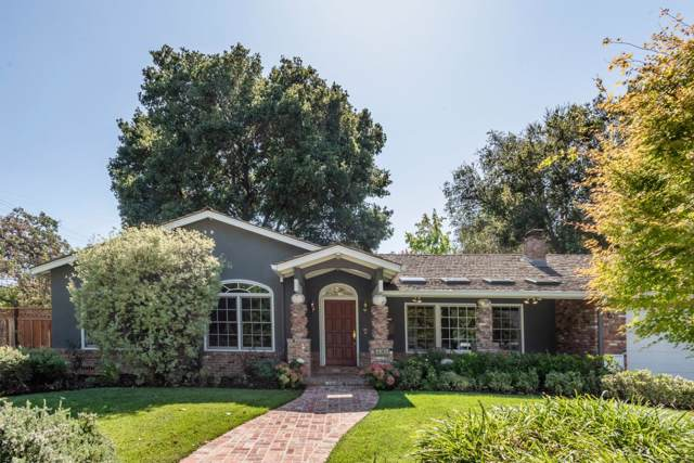 1105 Rosefield Way, Menlo Park, CA 94025 (#ML81768557) :: Strock Real Estate