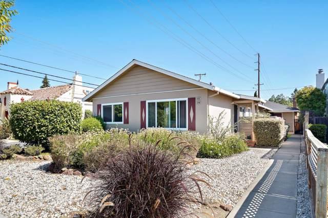 1415 Palm Ave, San Mateo, CA 94402 (#ML81768561) :: Strock Real Estate
