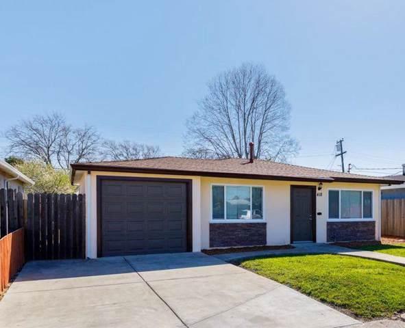 418 Tregaskis Ave, Vallejo, CA 94591 (#ML81768583) :: Strock Real Estate