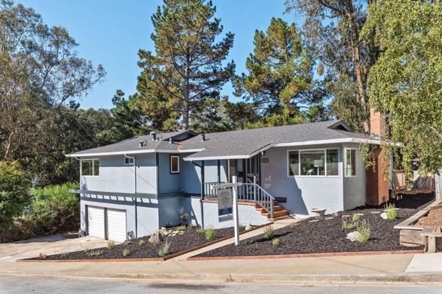 1219 Aspen Dr, Pacifica, CA 94044 (#ML81768638) :: Strock Real Estate