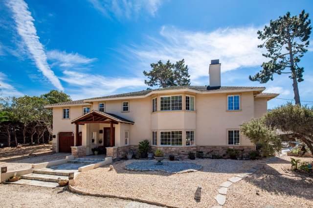1135 Alta Mesa Rd, Monterey, CA 93940 (#ML81768700) :: Strock Real Estate