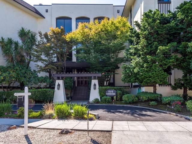 1515 Floribunda Ave 210, Burlingame, CA 94010 (#ML81768704) :: Intero Real Estate