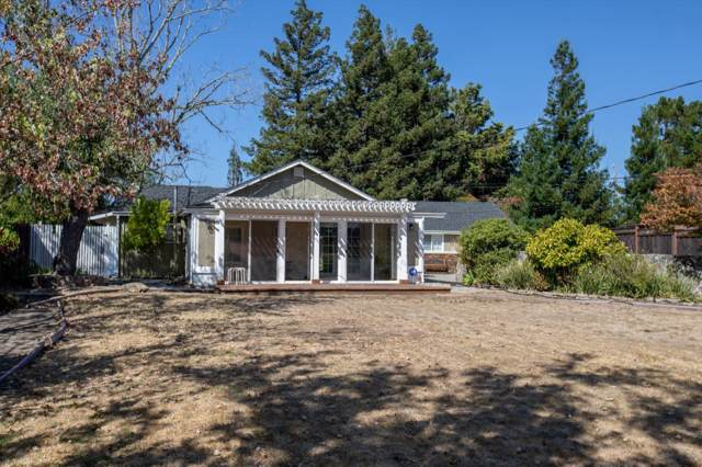 424 Hillcrest Way, Redwood City, CA 94062 (#ML81768728) :: Keller Williams - The Rose Group