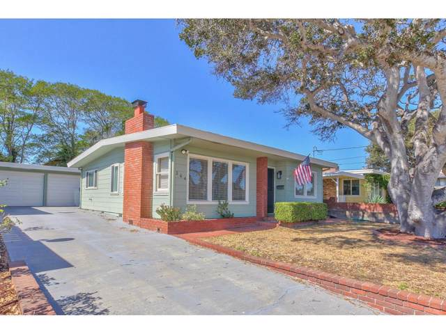 364 Ramona Ave, Monterey, CA 93940 (#ML81768744) :: Keller Williams - The Rose Group