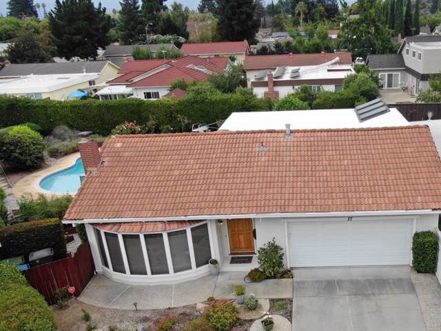 27 Darryl Dr, Campbell, CA 95008 (#ML81768753) :: Keller Williams - The Rose Group