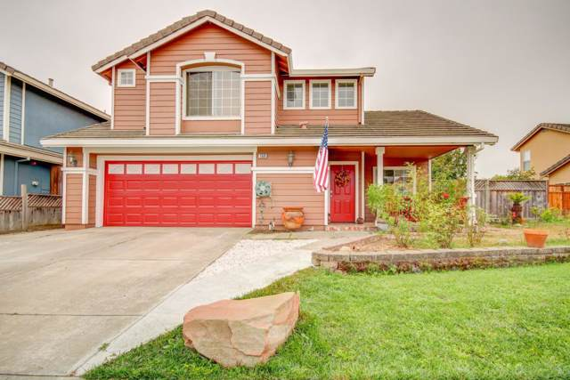 150 Pennsylvania Dr, Salinas, CA 93906 (#ML81768791) :: Keller Williams - The Rose Group