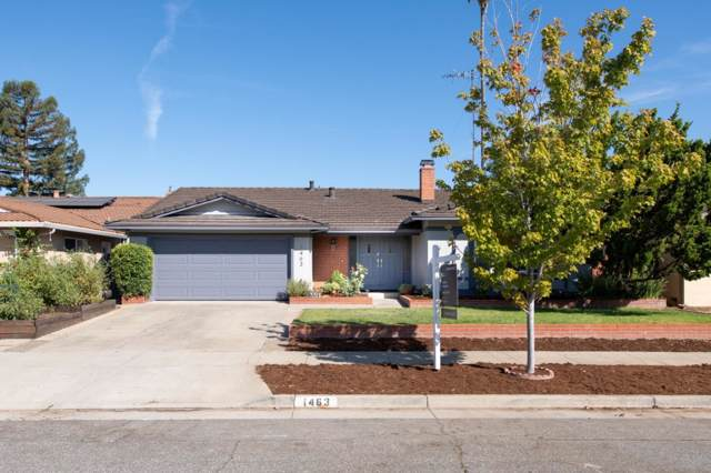 1463 Luning Dr, San Jose, CA 95118 (#ML81768814) :: RE/MAX Real Estate Services