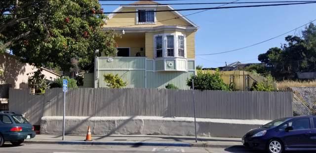 2134 35th Ave, Oakland, CA 94601 (#ML81768815) :: The Realty Society
