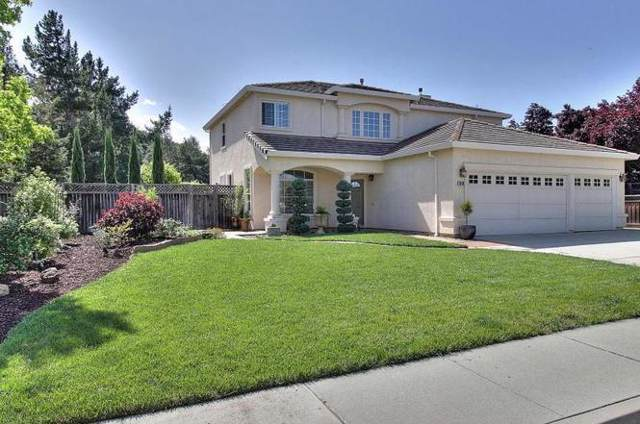 16135 Olympic Dr, Morgan Hill, CA 95037 (#ML81768817) :: The Realty Society