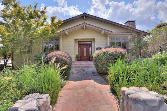 17660 Bruce Ave, Monte Sereno, CA 95030 (#ML81768868) :: The Kulda Real Estate Group
