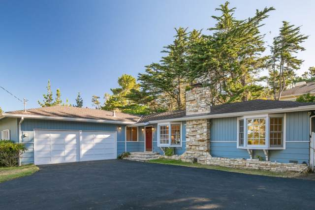 3033 Strawberry Hill Rd, Pebble Beach, CA 93953 (#ML81768875) :: Keller Williams - The Rose Group