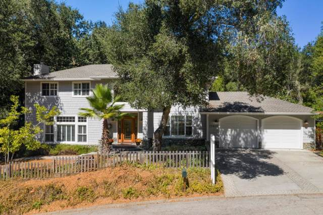 15907 Forest Hill Dr, Boulder Creek, CA 95006 (#ML81768893) :: The Sean Cooper Real Estate Group