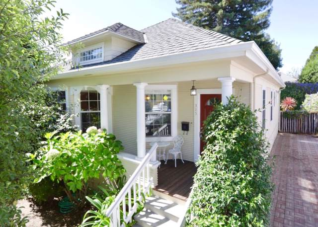 315 Cedar St, Santa Cruz, CA 95060 (#ML81768901) :: The Sean Cooper Real Estate Group