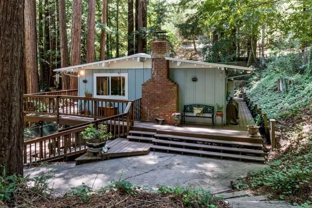 727 Quigg Way, Boulder Creek, CA 95006 (#ML81768914) :: The Sean Cooper Real Estate Group