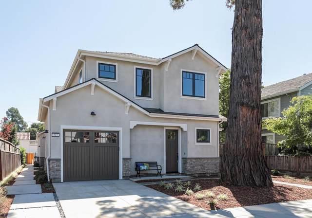 517 Tyndall St 1, Los Altos, CA 94022 (#ML81768973) :: Maxreal Cupertino