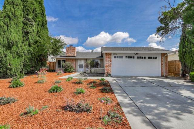 2376 Brushglen Way, San Jose, CA 95133 (#ML81769007) :: Keller Williams - The Rose Group