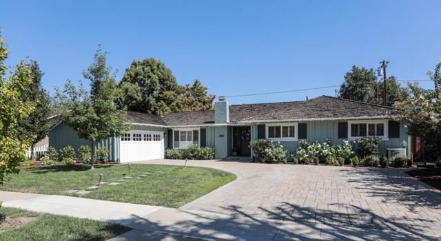 2868 Lansford Ave, San Jose, CA 95125 (#ML81769037) :: Brett Jennings Real Estate Experts